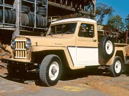 100 Jeep Willys Truck 194765