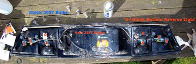 licence plate tag light bulb replacement gm forum buick
