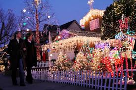 Christmas Tree Lane Modesto Ca by Holiday Lights 15 Spectacular Bay Area Displays