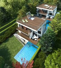 32 Modern Swimming Pool Design Ideas