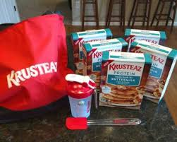 Krusteaz Pumpkin Pancake Mix Where To Buy by Healthy Pumpkin Spice Protein Waffles Giveaway