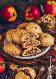 apfel pies vegane mini apfelkuchen