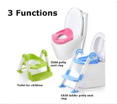 Potty Chairs For Toddlers by Toddler Baby Pp Plastic Potty Seat With Ladder Infant Toilet Seat