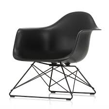 Vitra - Eames Plastic Armchair Lar, Basic Dark / Deep Black (felt Glider  Basic Dark) Vitra Eames Miniature Rar Rocker Rocking Chair Green Rare Four Designs That Began As A Project For Friend The Story Of An Icon Better Sit Down For This One An Exciting Book About Dsr Eiffel Eamescom Nursery Dpcarrots Eames Rocking Chair Gensystemscom 1940 Objects Collection Cooper Hewitt La Chaise Office Your Contest Chairs Whats Their Story Natural History The Origin Style Homeshoppingspy