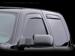 100 Window Visors For Trucks WeatherTech Side Deflectors 82184 Free Shipping On Orders
