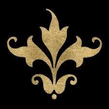 Gold Leaf Metal Leaf for Gilding & Stenciling