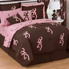browning buckmark pink camouflage comforter sets twin size