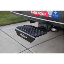 NEW HITCH STEP, Bumper Step, Truck Hitch Step, Bumper Protector Fits ...