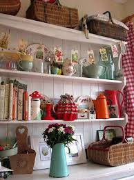 Ideas In Decorating Cottage Kitchen For Fall Winter 2015