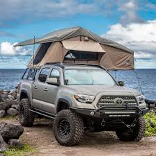 The Tuff Stuff Rooftop Tent Is Designed To Provide The Ultimate ... Take Camping To The Next Level With At Overlands Tacoma Habitat 19952003 1st Gen Toyota Tacoma Midlevel Rugged Bed Rack Rago Dac Tailgate Tent World Sportz Truck Tent Napier Outdoors Pickup Topper Becomes Livable Ptop Habitat Ranger Overland Rooftop Annex Room Best Off Road Camping Roof Top Tents Page 2 Pinterest Top Guide Gear Compact 175422 At Sportsmans