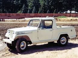 100 Jeep Truck The Long Illustrious History Of Pickup S Top Speed