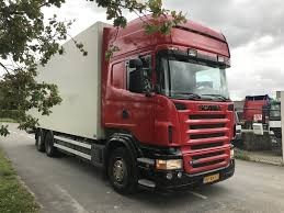 SCANIA R420 6x2 Retarder Refrigerated Trucks For Sale, Reefer Truck ...