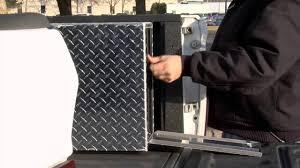 Jobox Aluminum Sliding Drawer Truck Box,   Best Truck Resource