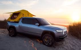 Will The New Rivian R1T Electric Pickup Truck Beat Tesla? | InsideHook Tesla Might Unveil Electric Pickup Truck Next Year Elon Musk Semitruck Transport Topics Semi With Trailer 2019 Ats 131x American Would This Make Any Sense Motor1com Photos In The Wild Youtube Tweets About Forthcoming Rivian Wants To Do For Pickups What Did Cars Wired Unveiled 500 Mile Range Bugbeating Aero Unveil All New Electric Semitruck On November 16 Spied Heres Everything We Know The Top Speed Makes Big Promises It Probably Cant Keep