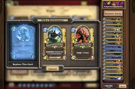 Good Hearthstone Decks For Beginners by Hearthstone Deck Recipes Are An Easier Way To Build Smart Decks