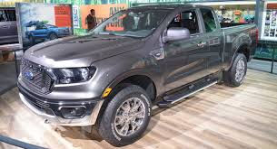 100 Ford Mid Size Truck 2019 Ranger Wants To Become Americas Default Size