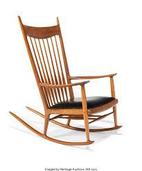 Sam Maloof (American, 1916-2009). Rocking Chair, 1959 ...