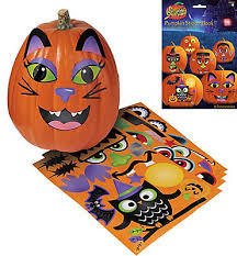 Pumpkin Push Ins Decorating Kit by Pumpkin Carving Kits Pumpkin Carving Tools U0026 Stencils Party City