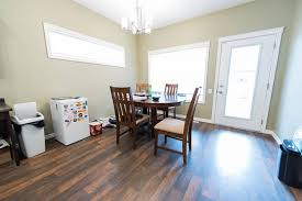The Dining Rom Area Is Open To Kitchen And Situated By Backyard