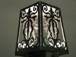 Laser Cut Lamp Dxf by Plasma Cutting Photo Gallery