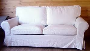 Ikea Kivik Sofa Cover by Furniture Get A Modernized Look For Your Ikea Ektorp Slipcover