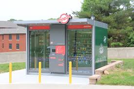 Old Westbury Gardens Dog Halloween by First Shop 24 Automated Convenience Store On Long Island Debuts At