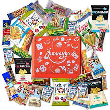 Healthy Office Snacks Delivered by Healthy Snack Packs Amazon Com