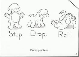 Prek Fire Safety Website Inspiration Coloring Pages