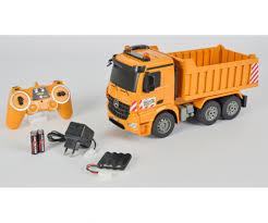 100 Truck Rc 120 Dump Truck 24G 100 RTR ConstructionCity 100 RTR RC