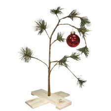 Trimmerry 24 Charlie Brown Artificial Christmas Tree Shopko