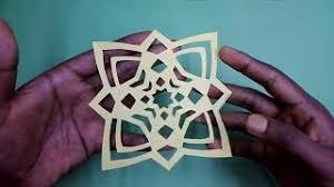 DIY Paper Cutting Design