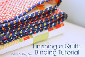How to Finish and Bind a Quilt Diary of a Quilter a quilt blog