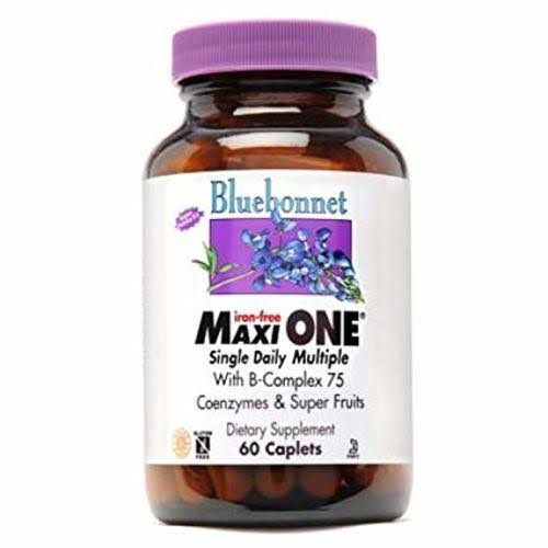 Bluebonnet - Maxi One (with Iron) 60 Caplets