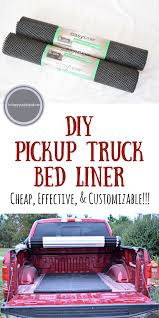 100 Pick Up Truck Bed Liners DIY Up Liner Easy Cheap Be Happy And Do Good