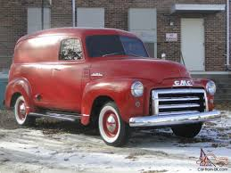 100 Panel Trucks 1948 GMC 12 Ton Truck Original Condition
