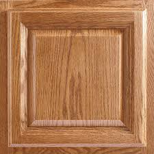 Woodmark Cabinets Home Depot by American Woodmark 13x12 7 8 In Portland Oak Cabinet Door Sample