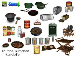 The Sims Resource In Kitchen By Kardofe O 4 Downloads