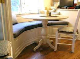 Booth Dining Room Table Corner Set Banquette Kitchen
