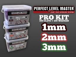 level master starter kit tile leveling system 100