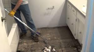 floor scraper youtube
