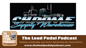 100 Chrome Truck The Lead Pedal Podcast For Drivers Supply Warehouse