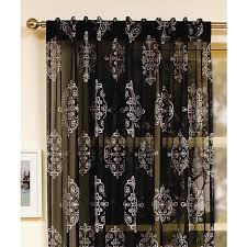 Geometric Pattern Window Curtains by Sheer Curtains At Spotlight Pick Your Favourite Design With Us