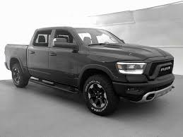 100 Black Truck Box New 2019 RAM AllNew 1500 K200 Cueter Chrysler Jeep Dodge