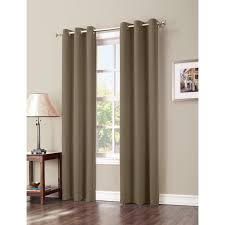 Twist And Fit Curtain Rod Target by Decor Elegant Grommet Curtains With L Shaped Curtain Rod And