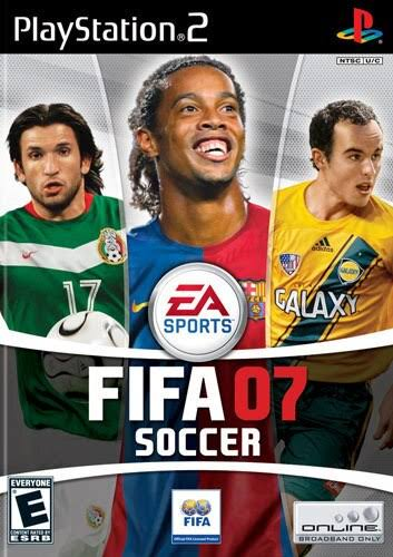 EA Sports: FIFA Soccer 07 - Sony PlayStation 2