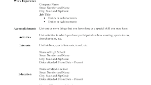 Make My Resume Free For Me With Building