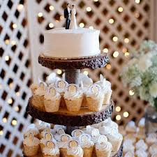 Fine Decoration Rustic Wedding Cake Stand Strikingly Ideas