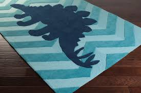 Kmart Blue Bath Rugs by Wonderful Dinosaur Area Rug Roselawnlutheran With Regard To