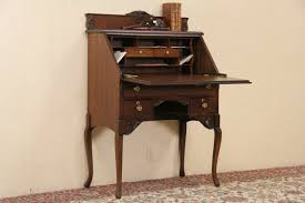 Antique Secretarys Desk by Antique Secretary Desk Furniture Secretary Desk Cabinet Foter