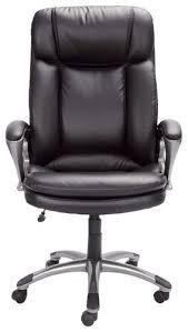 Serta Memory Foam Managers Chair by Serta Big U0026 Tall Executive Chair Black 43675 Best Buy